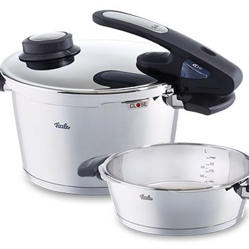 Handling and care pressure cookers