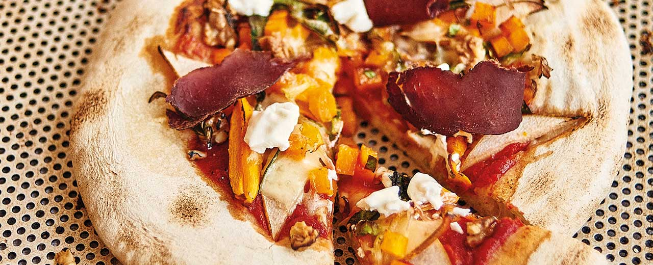 Rezept Wildpizza