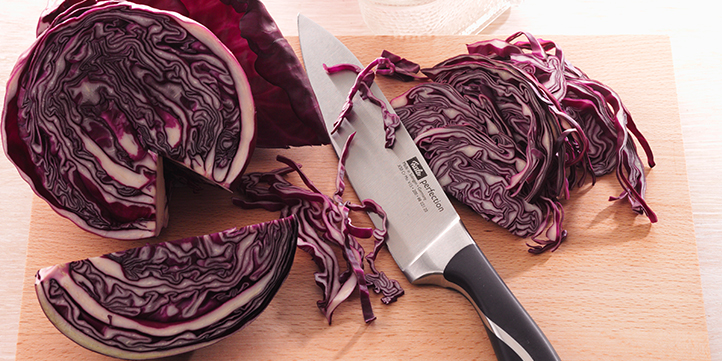 Three tips for red cabbage