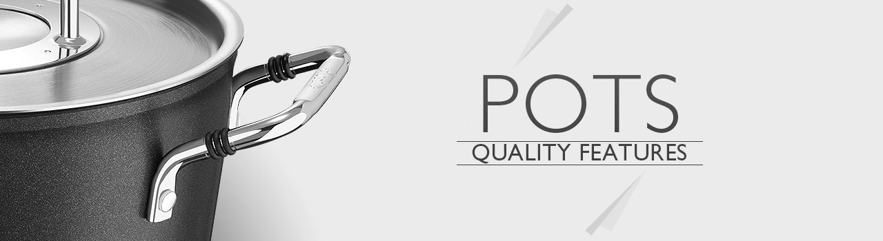 Pots Quality Features
