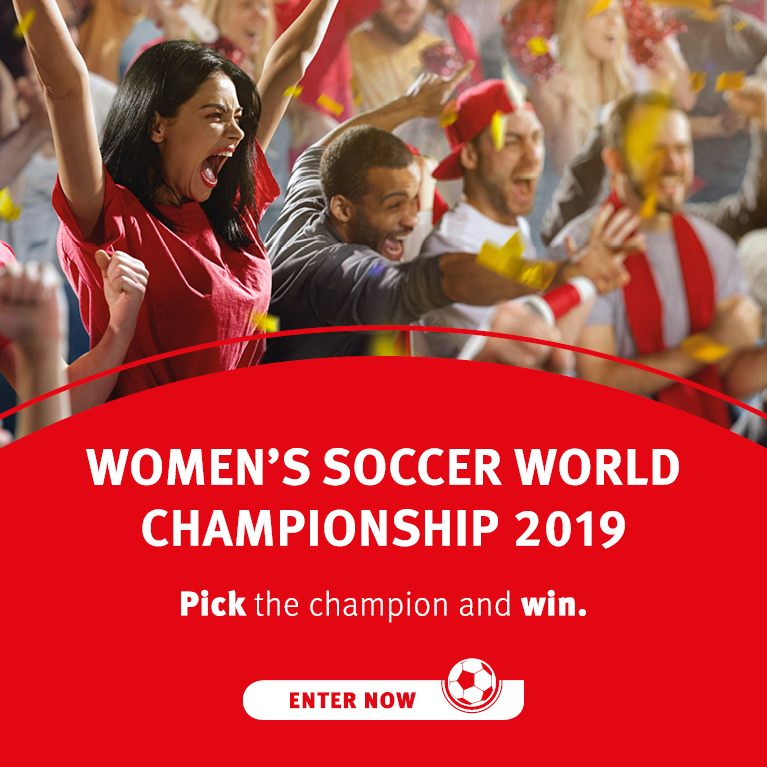 Women's Soccer World Championship Sweepstakes