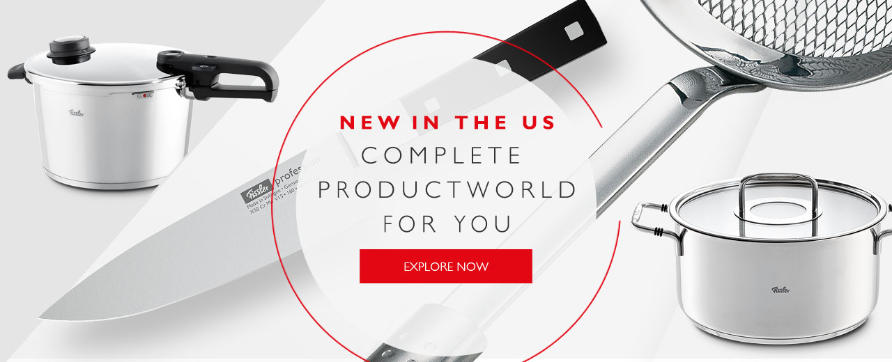 Fissler Productworld