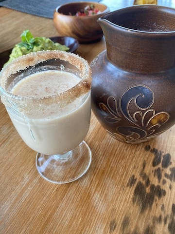 Homemade Horchata, Deliciously Simple
