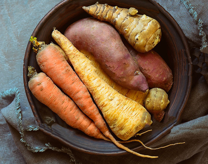 Root Vegetables: Healthy, Flavorful and Versatile