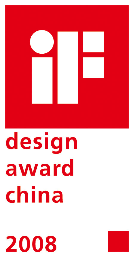 IF design award China 2008
