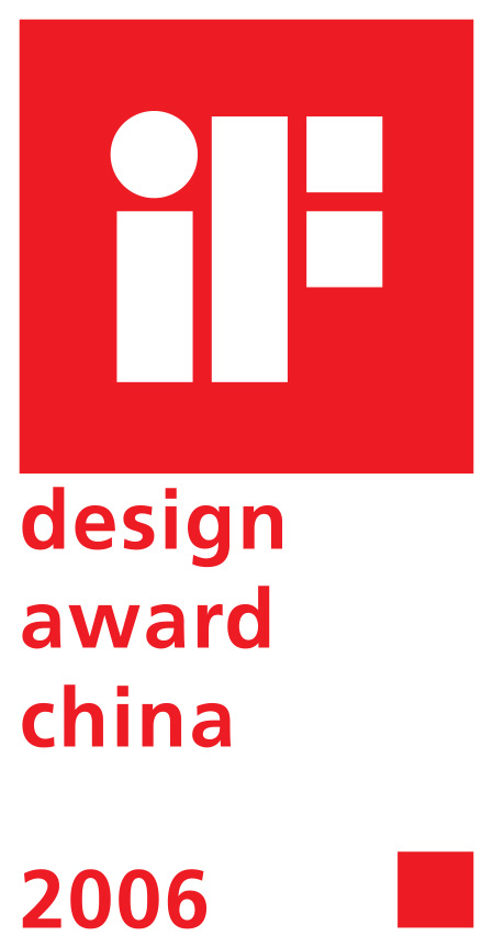 IF design award China 2006